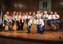 У Буенос-Айресі відкрилася українська бібліотека