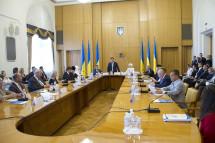 МЗС України провело спеціальне засідання з нагоди 50-ліття СКУ
