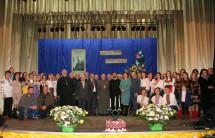 Символ і знак українського духу посвячено у Червонограді
