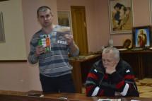 У Тячеві презентували збірку «Нація, яка не капітулює»