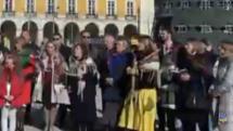 Українська коляда у Лісабоні