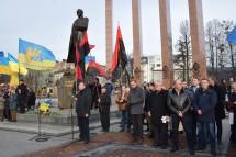 У Львові під час святкування уродин Бандери вручили Хрести Заслуги УПА