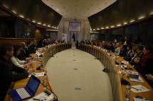 Президент СКУ здійснив робочий візит до Бельгії