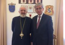 Президент СКУ здійснив візит  до Словаччини