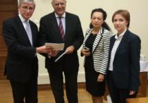 Президент СКУ Евген Чолій здійснив візит до Греції