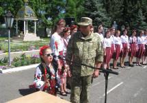 Захисників України зустріли гідно
