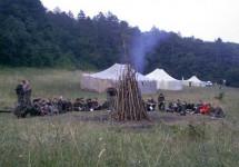 Бог і Україна: таборова оселя ім. Івана Гавдиди «Соколиця»