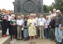 Українські в'язні сумління в Полтаві вимагали звільнення Олега Сенцова та його побратимів
