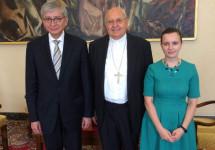 На візит російської церкви у Ватикан СКУ просуває в Римі визнання Патріаршого статусу УГКЦ