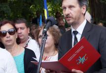 Прокуратура в Замості відкрила справу проти українського історика за виступ у Сагрині