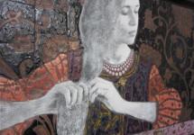 """В Нью Йорку завершилася виставка Олексія Коваля """"Зображення Емалі"""""""