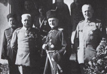 Генерал Павло Шандрук і Гетьман Павло Скоропадський