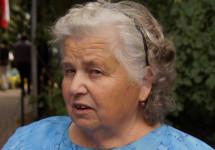 Спогад очевидиці про трагедію в Сагрині: «Мама кожного року 10 березня писала вірші і плакала»