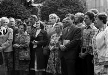 ДО 90-річчя ВІД ДНЯ НАРОДЖЕННЯ МУЖНЬОЇ ГЕРОЇНІ АННИ ВАЛЕНТИНОВИЧ