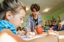 60000 українських школярів вивчали іноземну впродовж літа