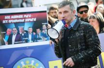«Вільні Люди» вимагають невідкладного розслідування нападу на активіста Олега Михайлика