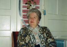 80-річчя шістдесятниці з Лохвицього району Лідії Гук