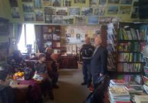 «Вільні Люди» організували зустріч з Романом Бжеським для дітей Чернігівщини