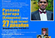 В пам'ять Івана Семеновича Козловського