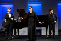 Українка з Перемишля здобула місце на сцені Цюрихської Опери