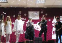 В Абазівській школі під Полтавою святкували «Крок до зірок»