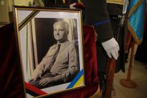 Члена Проводу ОУН(Б) Омеляна Коваля поховали поруч із його побратимами на Личаківському цвинтарі