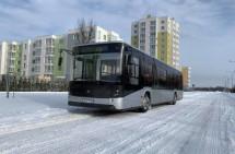 «Електрон» випустив нову модель пасажирського автобуса (фото)