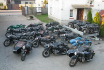 Євробляхи навпаки: поляки налагодили експорт вживаних українських мотоциклів до ЄС