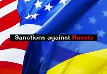 СКУ закликав до посилення санкцій у зв'язку з 5-ою річницею окупації Росією Кримського півострова України