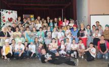 На Полтавщині в Семенівській школі № 1 учні  власноруч спекли паски на Великдень