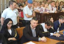 Шістнадцяте засідання у справі Віталія Марківа
