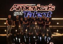 Театр тіней VERBA на шоу America's Got Talent