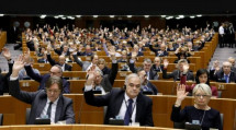 Європарламент прийняв рішення на користь територіяльної цілісності України