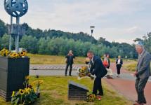 Українці в Нідерландах вшанували память загиблих рейсу MH17