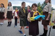 Відбувся пластовий новацький табір на Лемківщині