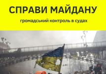 Справи Майдану потребують твого контролю!