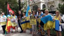 В Мадриді вимагали свободу Віталію Марківу