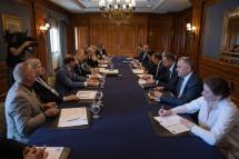 Візит Президента Зеленського до Канади: погляд Ліги українців Канади