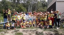 СУМ провів Благодійний табір для дітей українських бійців