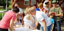 Українці в Угорщині провели День сім'ї