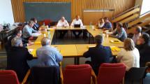 Провід СКУ зустрівся з очільниками української громади в Німеччині