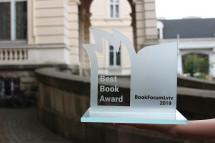 Переможці конкурсу  «Bookforum Best Book Award-2019»