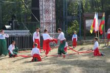 На Полтавщині  відбувся фестиваль, присвячений Гадяцькому договору і 360 річниці Конотопської битви