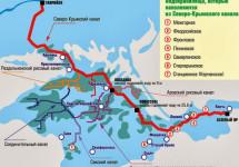 Невтішні перспективи кримських зрошувальних мереж
