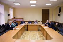 Відбулося засідання Стратегічної Ради «Руху опору капітуляції»