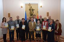 Повідомлення про надання премій Літературно-наукового конкурсу  Фундації Українського Вільного Університету