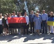 Українці в Португалії підтримують акцію «Ні Капітуляції!»