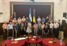 Аргентинська громада українців зустрілась з українською Тимчасовою Повіреною