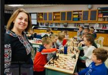 Школа ім.Юрія Липи в Торонто не тільки для дітей, але й для батьків