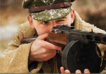 Для військових  Полтавщини презентували проект «Воїни. Історія Українського війська»